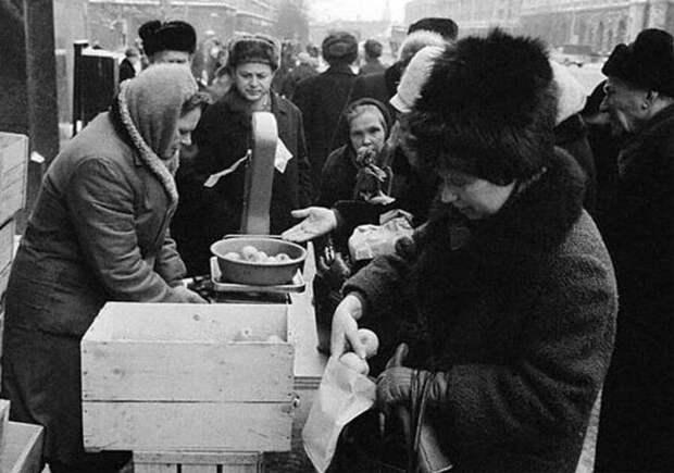 Миф про  «хорошее здоровье» людей в СССР.