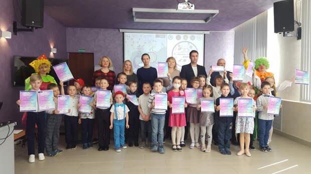 В Ижевске наградили победителей детского конкурса «Крылья науки»
