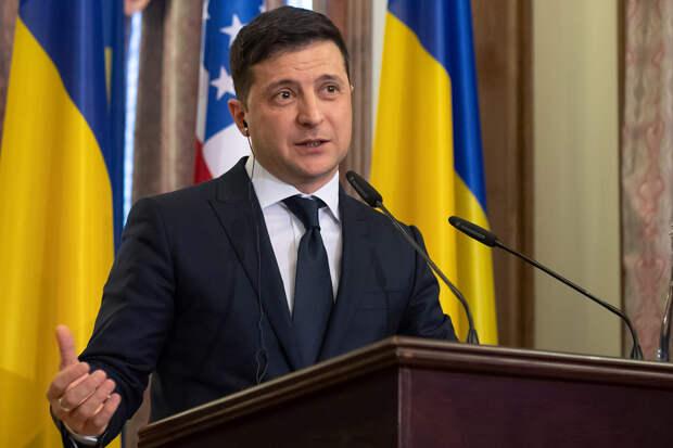 На Украине резко осудили Зеленского за его высказывания о событиях в США
