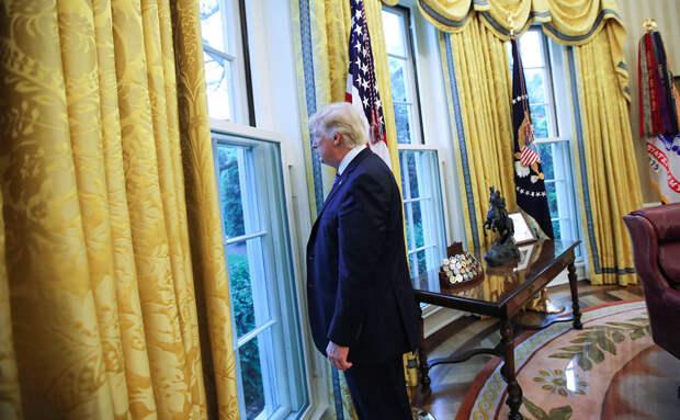 Трамп заявил, что по Конституции он выиграл выборы в Пенсильвании