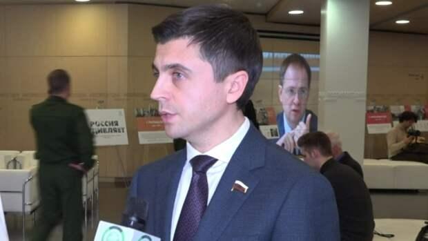 В Госдуме подвергли критике принципы ЕС по выстраиванию отношений с Россией