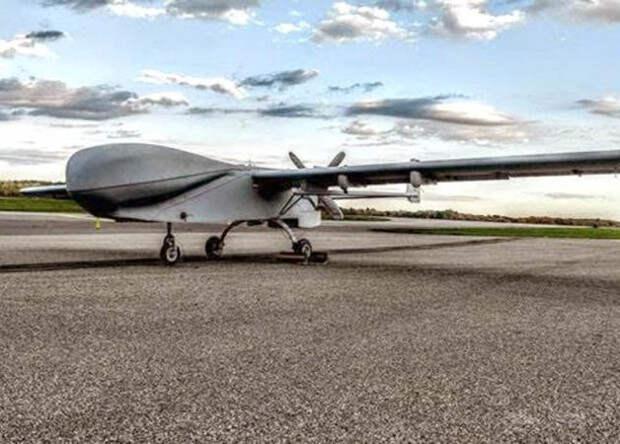 В США начались испытания арктического беспилотника