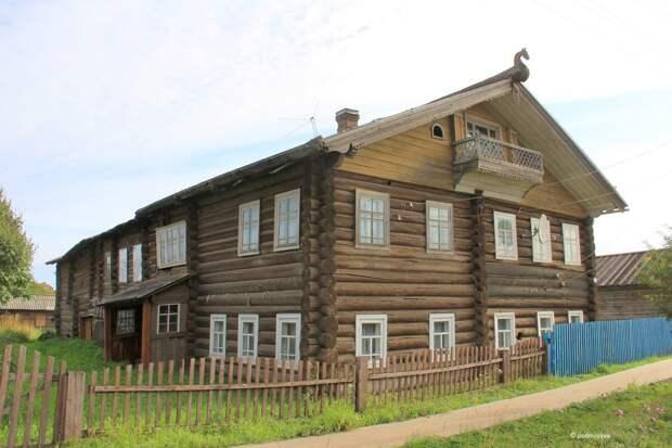 Очаровательный Крайний Север: древнее северное село Карпогоры в Архангельской области