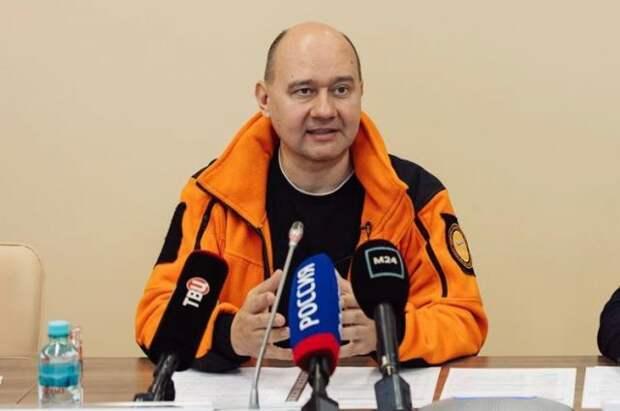 Координатор «ЛизаАлерт» Леонов выступил с идеей создать реестр бездомных