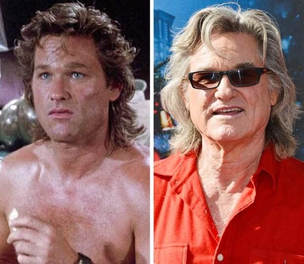 Как изменились актеры, сыгравшие в культовых романтических фильмах 80-х и 90-х