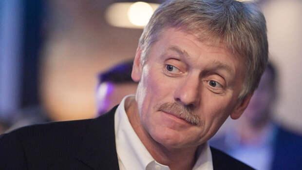 В Кремле прокомментировали идею Киева об обмене Медведчука на осужденных украинцев