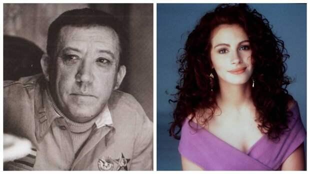 Наши и зарубежные знаменитости на 14 архивных фото