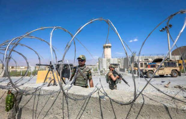 США не удалось покинуть Афганистан по-советски