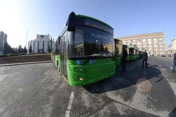 Челябинская область приобретет газомоторные автобусы и трамвайные вагоны