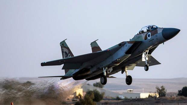 ВВС Израиля нанесли удар по штабу внутренней безопасности ХАМАС