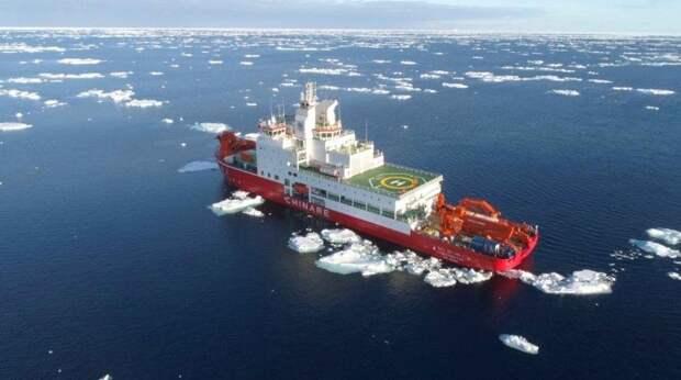 Американские военные начнут следить за границами России в Арктике