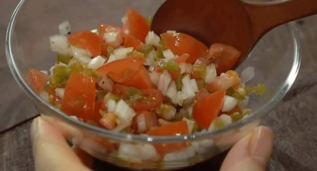 Лучший рецепт яичное буррито — полноценный завтрак быстрого приготовления