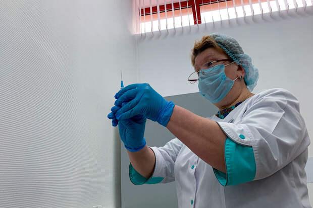 В одном из российских регионов вакцинация от COVID-19 стала принудительной