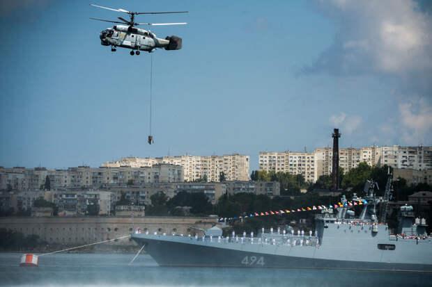 """Названы сроки создания первого вертолета """"Минога"""" для ВМФ России"""