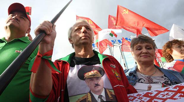 «Бездельники» — враги Лукашенко