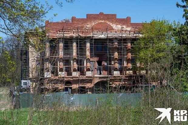 Казанский миллиардер скупает в Подмосковье старинные усадьбы за бесценок, но вкладывать в них деньги не спешит