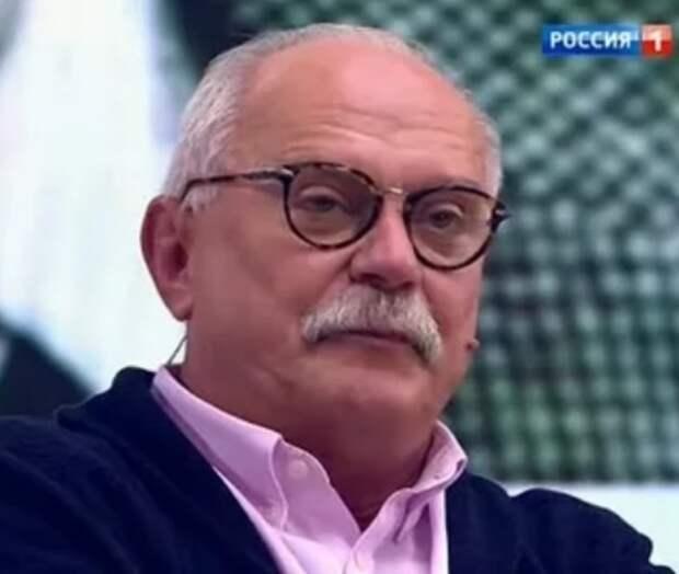 Никита Михалков не жалеет, что заставлял своих детей ночью ползать по саду в поисках питомца