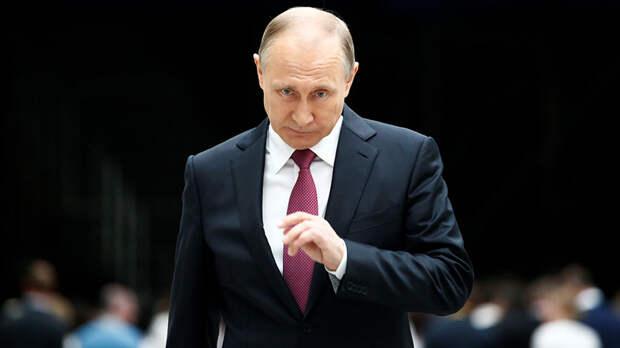 «Невозможно бесконечно терпеть хамство»: Путин о возможном ответе на новые санкции США