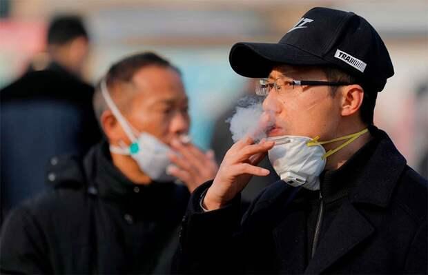 Факт о коронавирусе: курящие болеют ковидом значительно реже