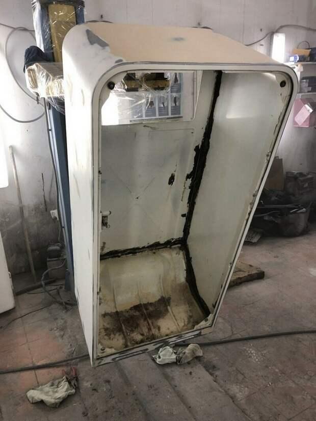 Вынули утеплитель, агрегат, которые на выброс... история, своими руками, факты, холодильник