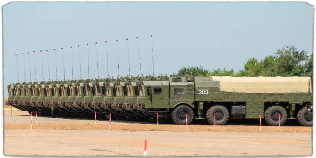Сигнал НАТО – Россия внезапно усиливается «Искандерами».