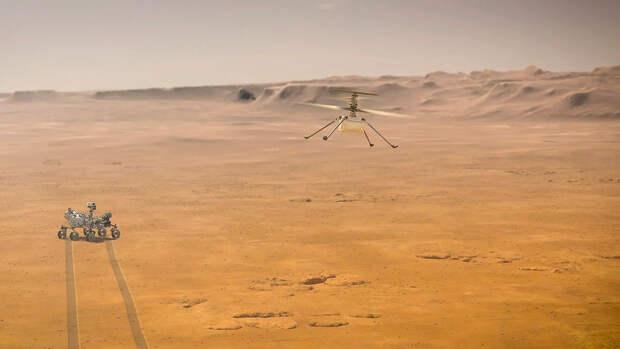 Perseverance удалось получить кислород из атмосферы Марса