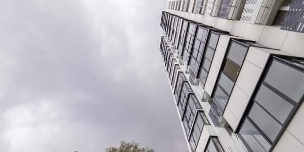 Новый офисный квартал в Беговом откроет более 5 тысяч рабочих мест