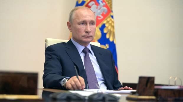 Путин сделал заявление после трагедии в Казани