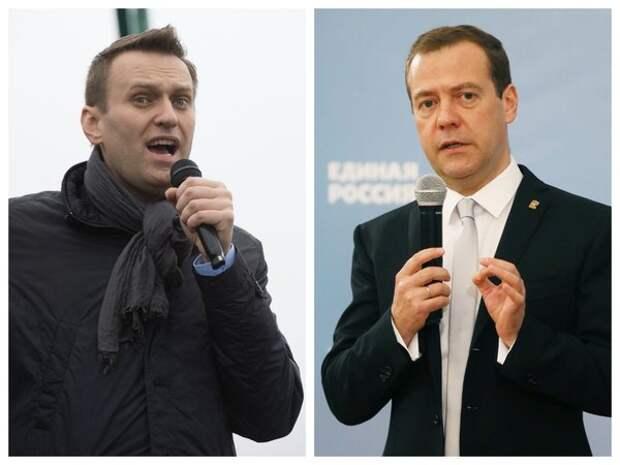 Медведев о ФБК Навального