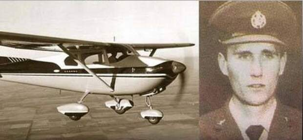 Невероятная история исчезновения Фредерика Валентича