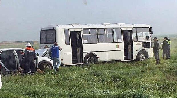 Прокуратура проверяет обстоятельства ДТП с рейсовым автобусом на дороге «Евпатория – Черноморское»