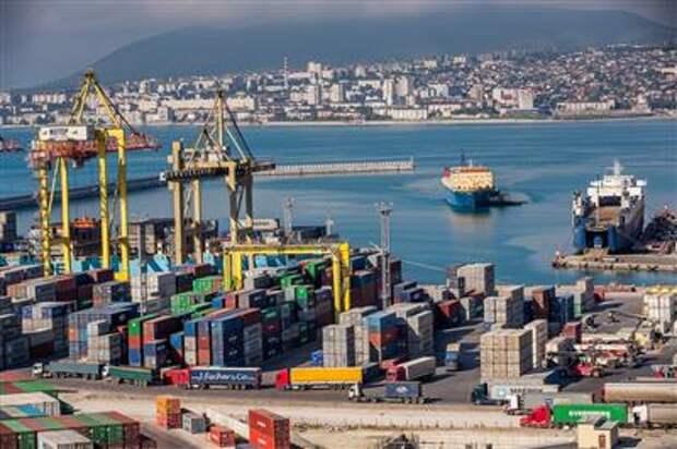 Грузооборот Группы НМТП в 1 квартале снизился на 19% до 27,5 млн тонн