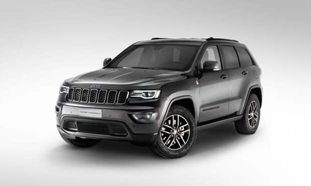 Итальянский индеец: новый Jeep Grand Cherokee превратится в... Alfa Romeo