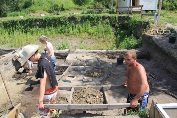Виртуальный Музей Старорязанской Археологической Экспедиции