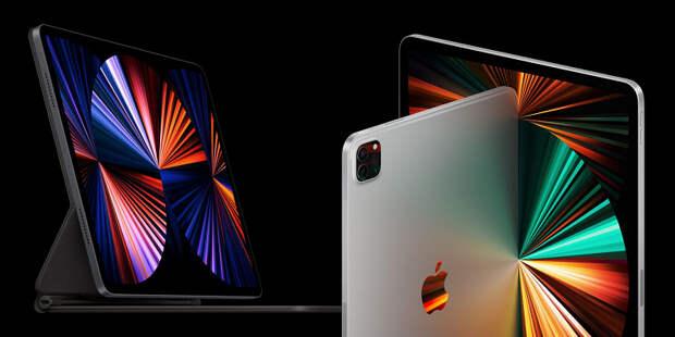 Новый iPad Pro с Apple M1 оказался более чем вдвое быстрее iPhone 12