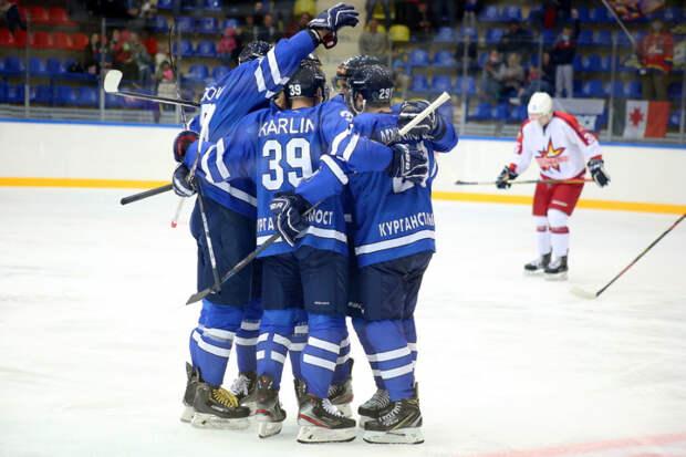 «Ижсталь» проиграла «Зауралью» первый в сезоне хоккейный матч
