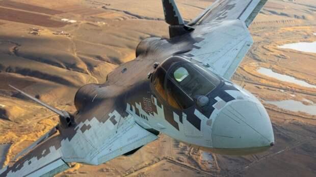 Военный эксперт сравнил недостатки истребителей пятого поколения Су-57 и F-35