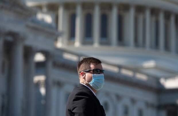 В США число случаев коронавируса превысило миллион