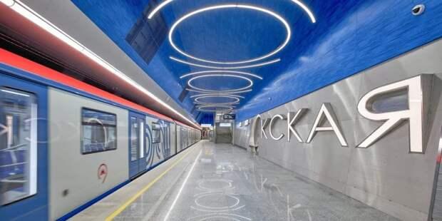 Собянин рассказал о наиболее заметных проектах развития столицы в 2020 году. Фото: М. Денисов mos.ru