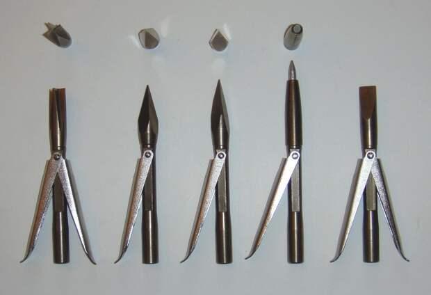 Гарпун как самое древнее орудие для рыбной ловли