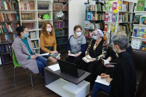 Детские библиотеки Астраханской области представили свои лучшие проекты