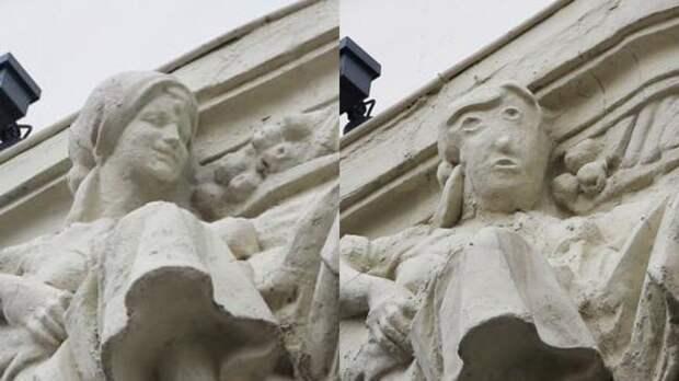 Реставрация в Паленсии