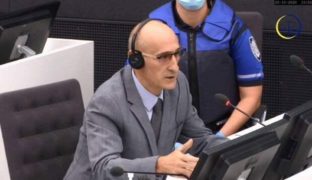 Косовский головорез в Гааге: «Я не признаю себя виновным»