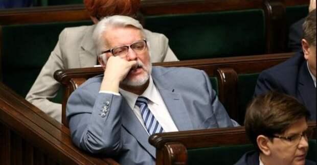 Польская элита впала вистерику после сделки США иФРГ по«Севпотоку— 2»