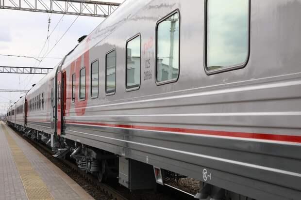 Нижний Новгород вошел в топ-20 самых популярных направлений для путешествия на поезде этим летом