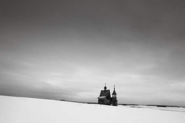 Часовня Николая Чудотворца в Вершинино ― одна из визитных карточек Кенозерья.
