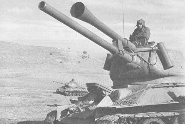 Чем танки маршала Полубоярова так пугали немцев