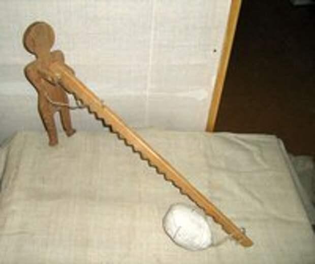 Игрушки наших Предковъ