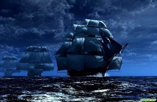 Был ли в древности у Руси свой собственный флот