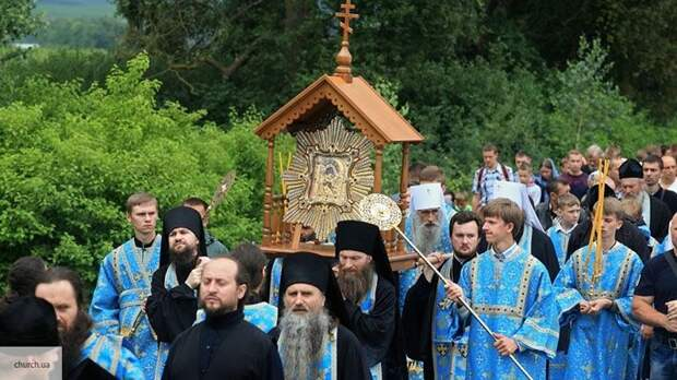 Уезжайте в Россию: на Украине потребовали запретить церковь Московского патриархата